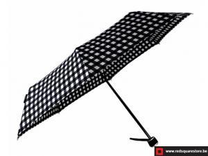 Dames paraplu opvouwbaar - Ann zwart
