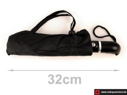 530693zw  heren paraplu max zwart 02