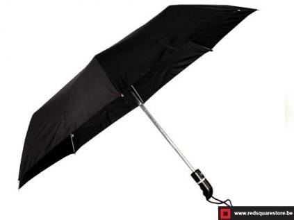 530693zw  heren paraplu max zwart 03