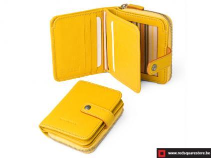 ccod553vagl leren dames portefeuille toscanella geel 01