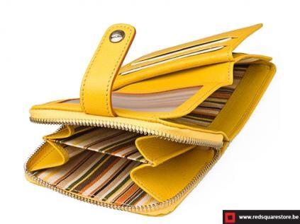 ccod553vagl leren dames portefeuille toscanella geel 02
