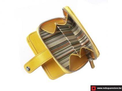 ccod553vagl leren dames portefeuille toscanella geel 03