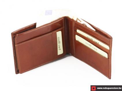 cot9003br leren heren portefeuille nicolas bruin