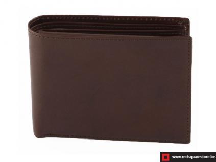 cot9004db leren heren portefeuille matisse donker bruin 01